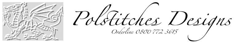 Polstitches Designs site header